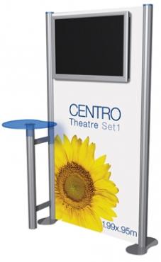Centro Modualr Theatre - AV Stand 1