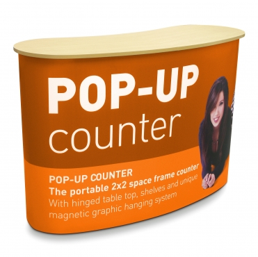 ETC Pop up Counter