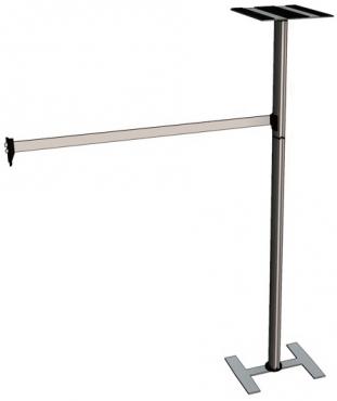 ETC Twist System Extension Arm