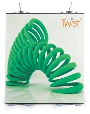 ETC Easilink Twist Banner Stand
