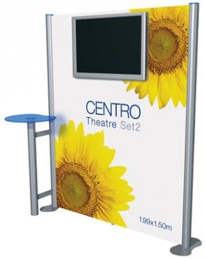 Centro Modualr Theatre - AV Stand 2