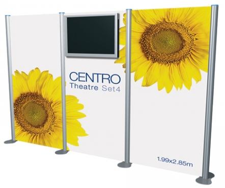 Centro Modualr Theatre - AV Stand 4