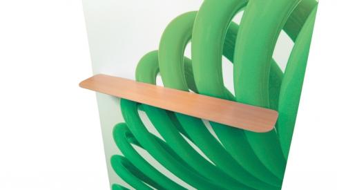 ETC Twist System Shelf