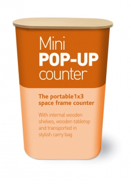 ETC Mini Pop up Counter
