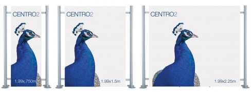 Centro 2 Magnetic - Modular Magnetic Display System