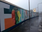 Large Exterior Hoarding Edinburgh