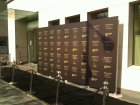 NOBU Media Wall