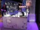 Swarovski Pop up shop graphics in Harrods