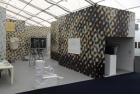 Digital Wall Paper Art Installation