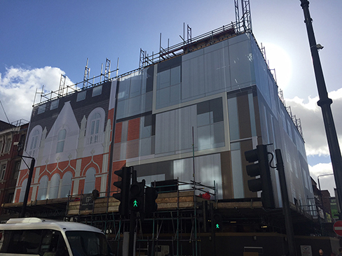 ETC Building Wrap