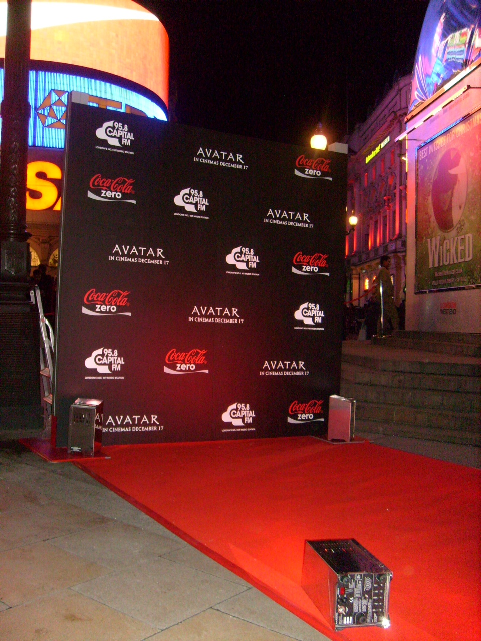 image gallery event backdrops