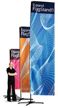 ETC Expand Flagstand I
