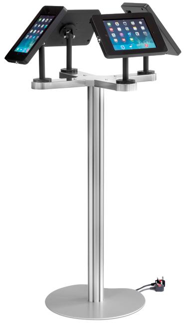 iPad Quad Stand