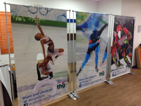 2014 Sochi Winter Games – Display graphics