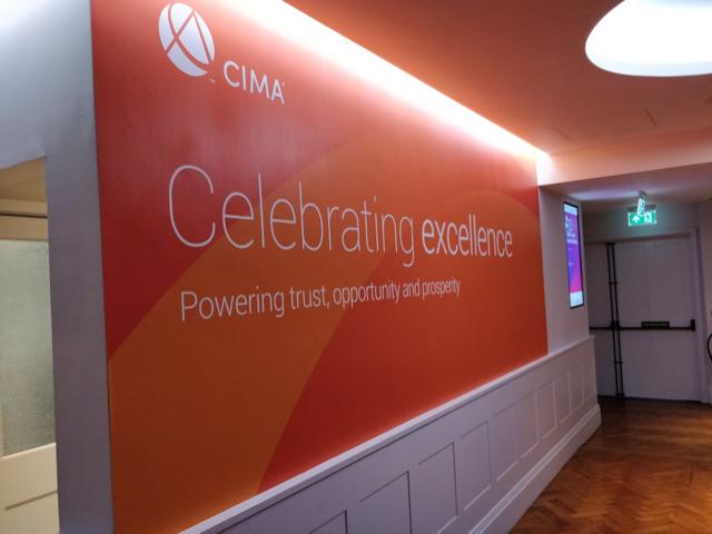 CIMA – Event graphics