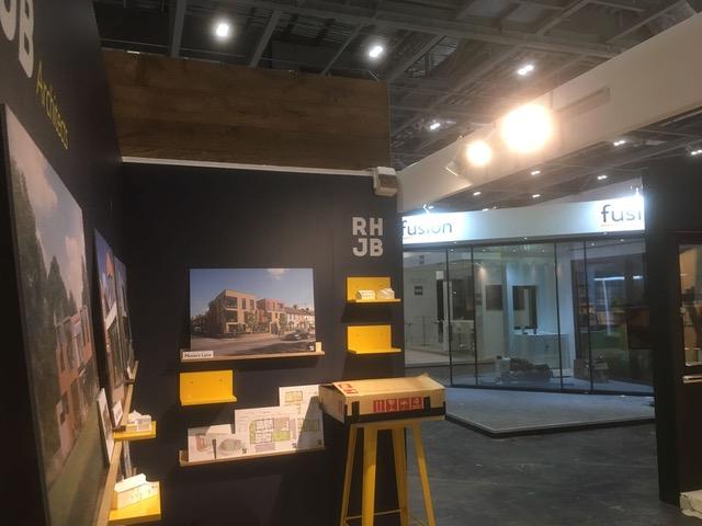 RHJB Architects – Foamex panels