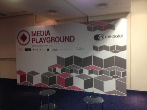 Backdrop Media Panels