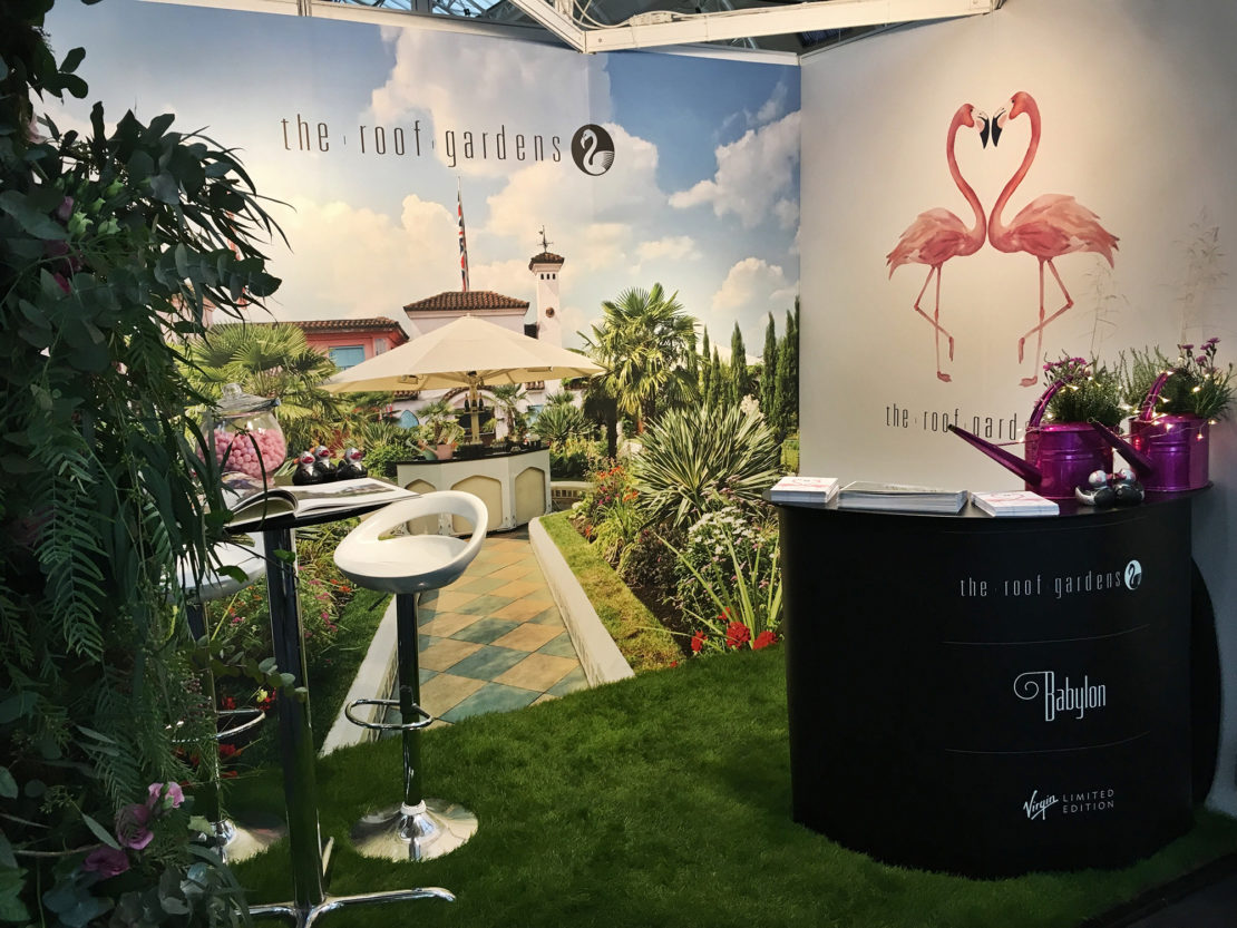 The Bride Show – Exhibition stand