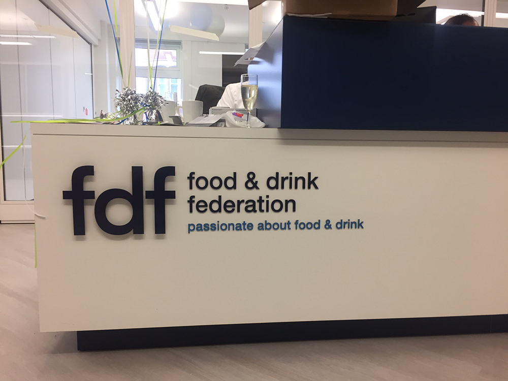 FDF – Interior graphics
