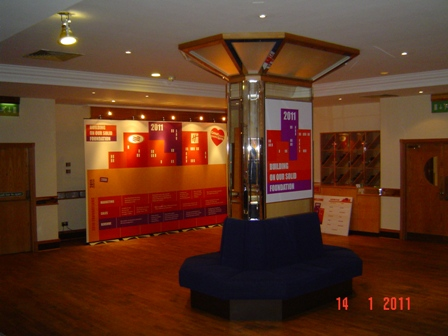 IHG Commercial Conference Stands
