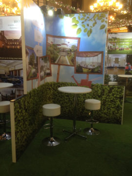 London Event – Exhibition stand