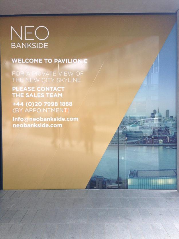 Neo Bankside Graphics