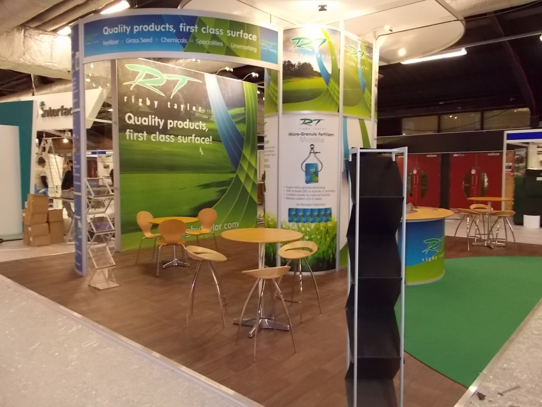 Exhibition Stand Wraps : Rigby taylor exhibition stand etc ltd