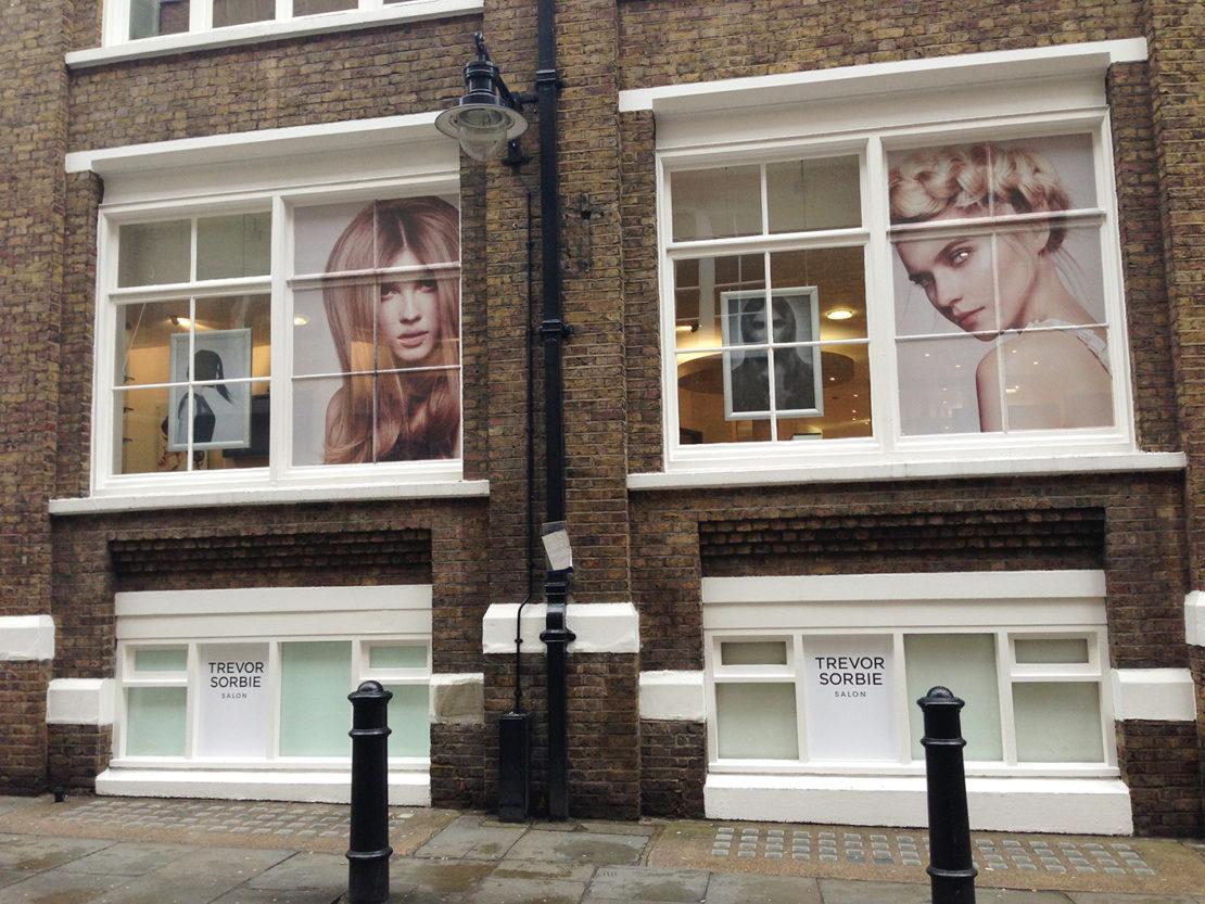 Trevor Sorbie – Signage and graphics