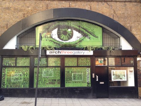 Waterloo Station – Window graphics, contra vision