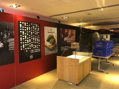 Whitbread – Event graphics